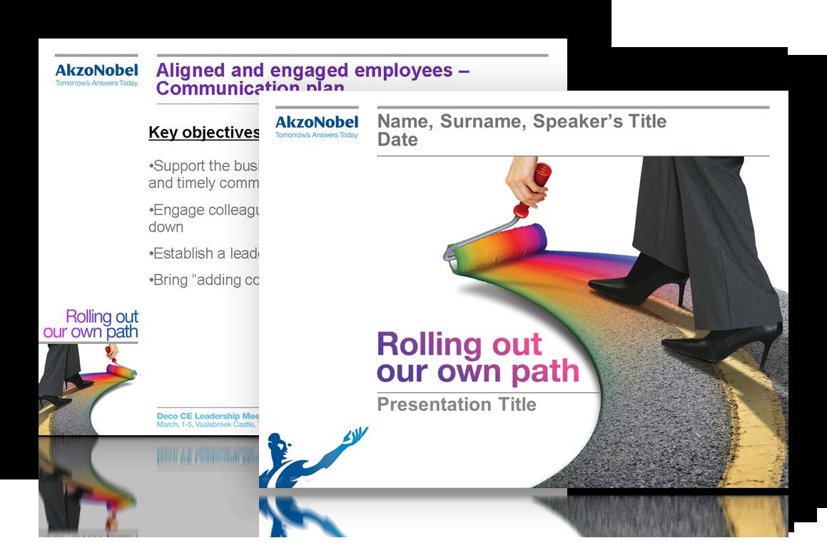 Summit Presentation Support