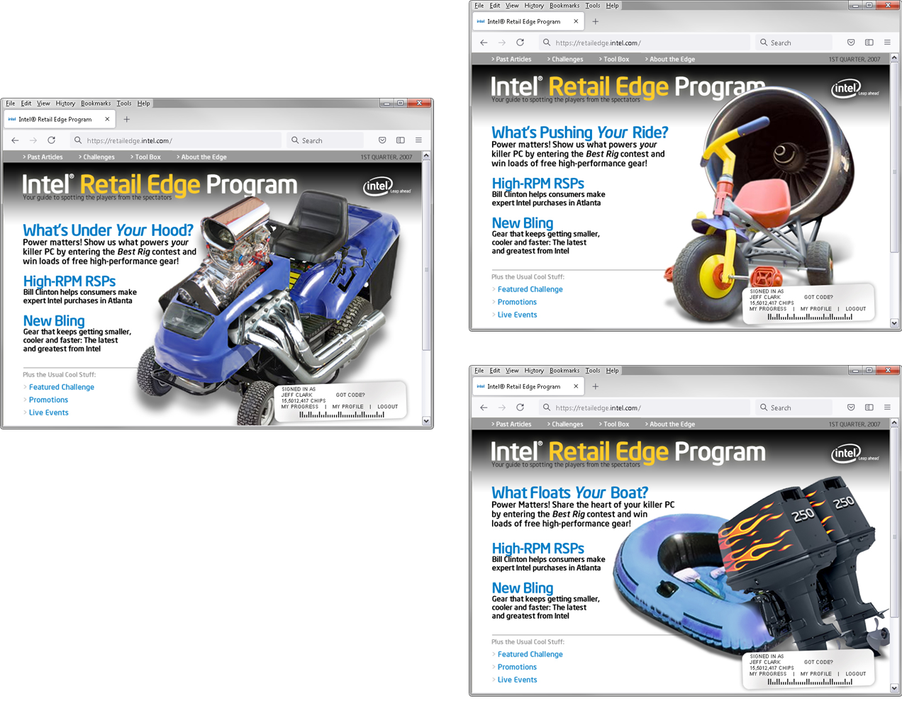 Retail Edge Portal Site 01