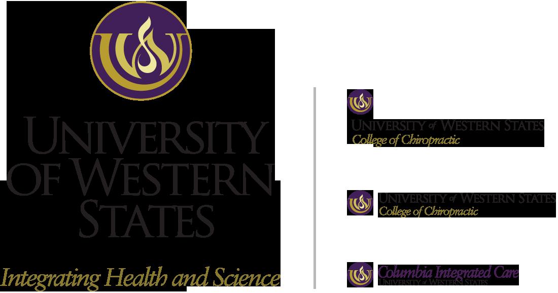 University of Western States Logo Samples