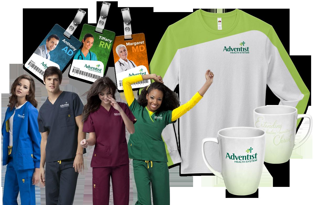 AHS Ancillary Brand Items